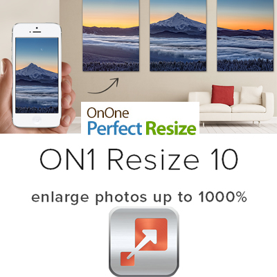 On1® Perfect Resize 10 Electronic Download