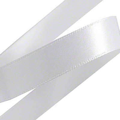 DyeTrans Sublimation Blank Satin Ribbon - .875