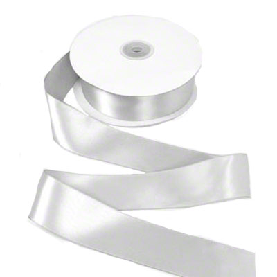 DyeTrans Sublimation Blank Satin Ribbon - 1.5