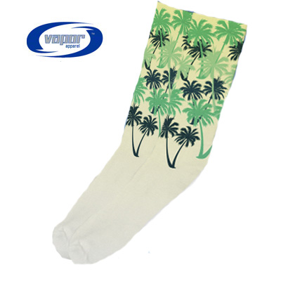 Premium Socks Solid White Vapor Adult - Mens 6-8