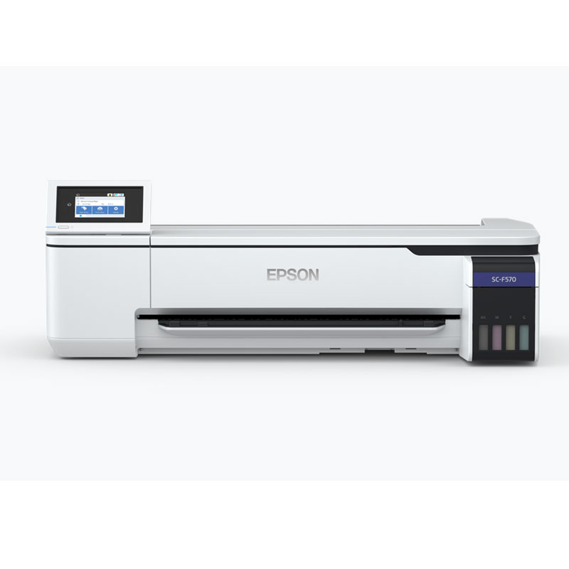 Epson® SureColor F570 Standard Edition Printer - 24 Desktop Dye- Sublimation