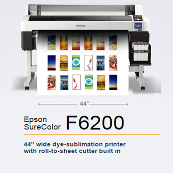 Sublimation Printer Epson® SureColor F6200 44 inch
