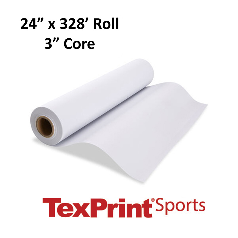 TexPrint Thermo Tack Sublimation Transfer Paper - 24