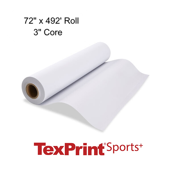 TexPrint Thermo Tack Sublimation Transfer Paper - 72