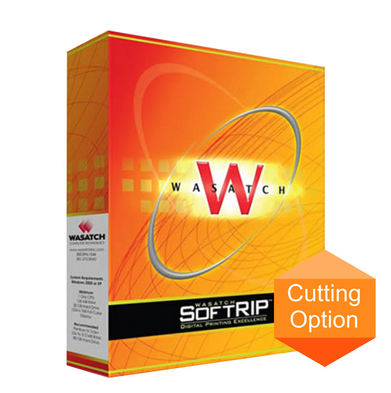 Wasatch® Contour Cutting Option - 12 Month Subscription