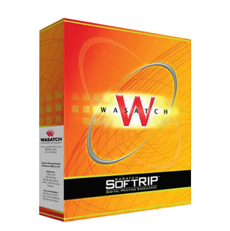 Wasatch® SoftRIP - 12 Month Subscription