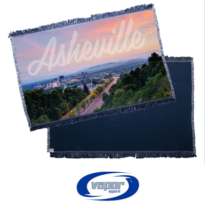 Sublimation Blank SubliThrow Blanket - 38