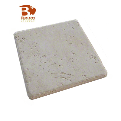 Bison 6x6 Satin Tuscan Tile