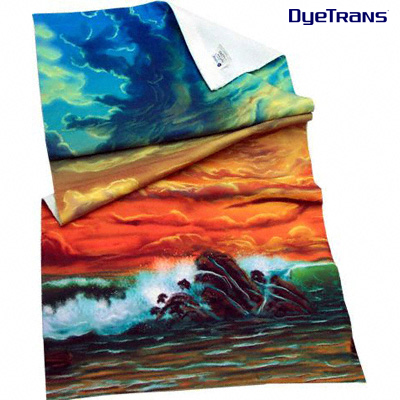 Sublimation 30x58 Polyester Beach Towel