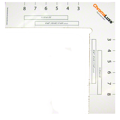 ChromaLuxe Connections HB Alignment Ruler