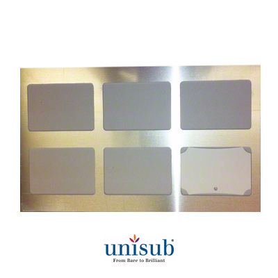 Unisub Sublimation Production Jig - U4194, U7922 - Berlin Ornaments