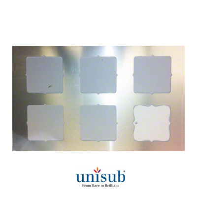 Unisub Sublimation Production Jig - U4193 - Prague Ornaments