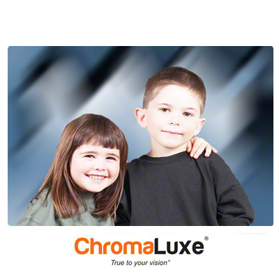 ChromaLuxe® 12x24 Clear Gloss Aluminum