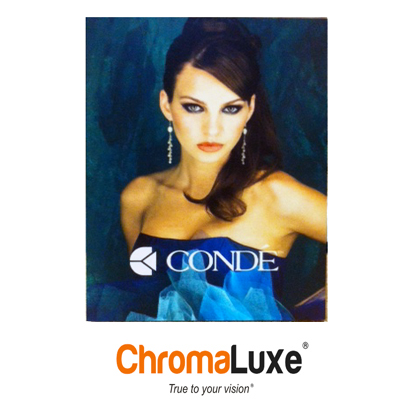 ChromaLuxe Sublimation Blank Natural Wood Photo Panel - 16 x 20