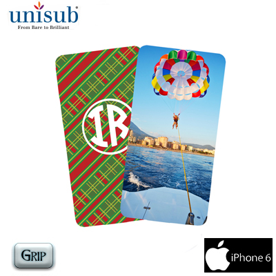 Unisub Sublimation Blank Plastic Composite Rectangle with Rounded Corners
