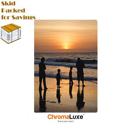 ChromaLuxe Sublimation Blank Aluminum Photo P...