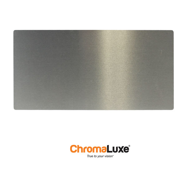 ChromaLuxe Sublimation Blank Aluminum Sheet Stock - 49 x 97 - Semi-Gloss Clear - 1-Sided