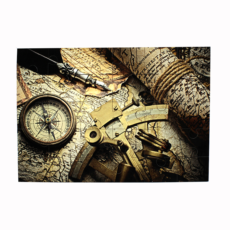 30 Piece Unisub® Sublimation Jigsaw Puzzle - 6.88
