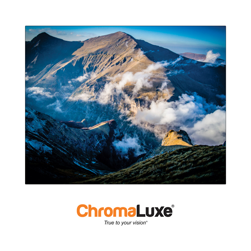 11x14 ChromaLuxe EXT - Extended Life Aluminum