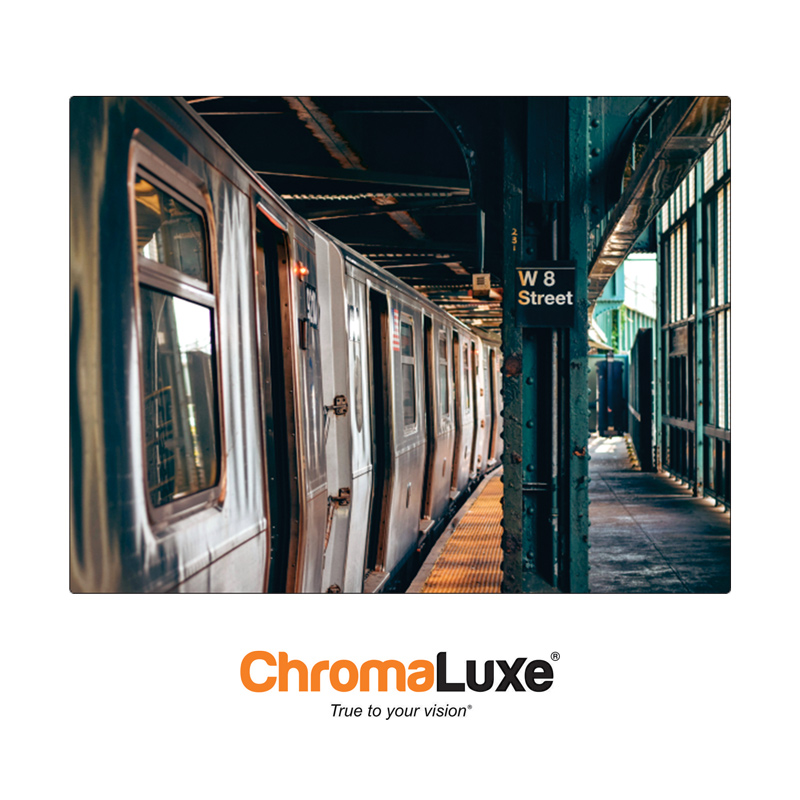 18x24 ChromaLuxe EXT - Extended Life Aluminum