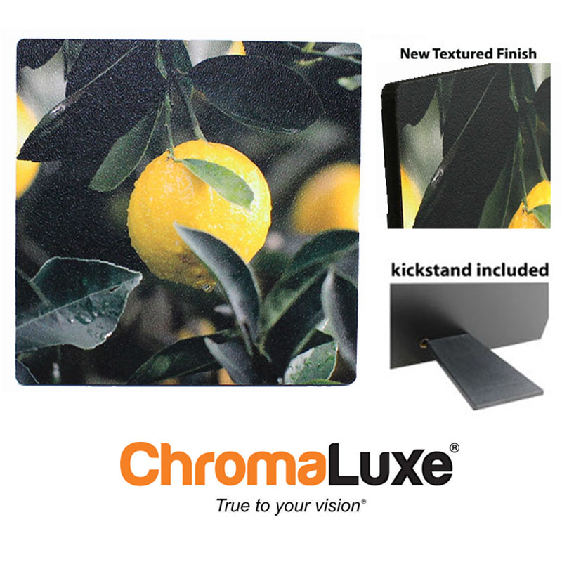 Unisub Sublimation Blank Textured Hardboard Panel -  6 x 6