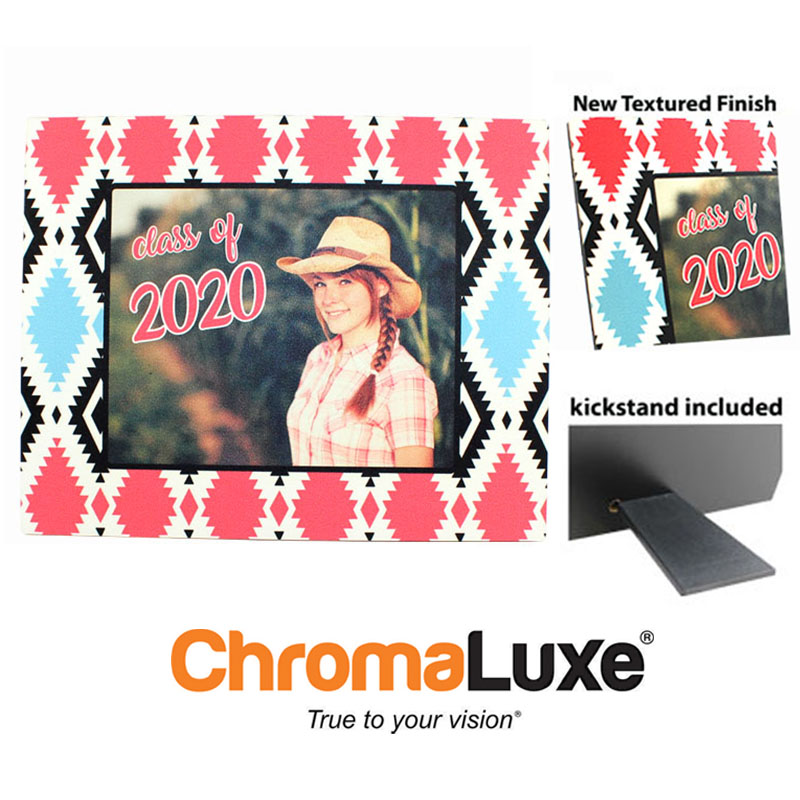 Unisub Sublimation Blank Textured Hardboard Panel - 8 x 10""