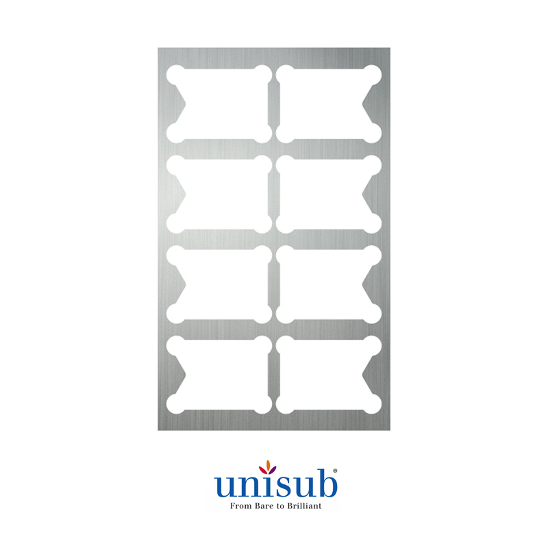 Unisub® Sublimation Production Jig for U4869 (Bunting Ornament)