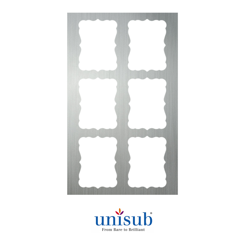Unisub® Sublimation Production Jig for U4870 (Benelux Ornaments)