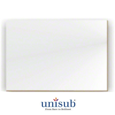 Unisub Sublimation Blank Hardboard Sheet Stock - 48