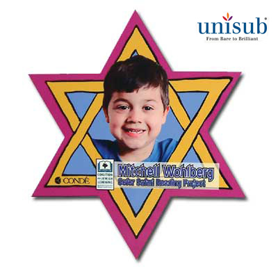 Unisub Star of David Streamline Award