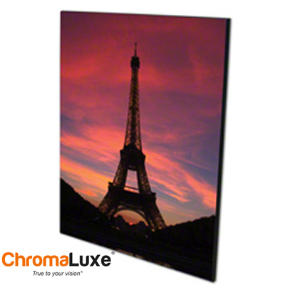 ChromaLuxe 48x96 Hardboard Sheet Stock- WhiteGloss