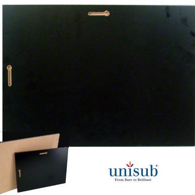 Unisub Black Shadow Mount for Aluminum Photo Panels - 9