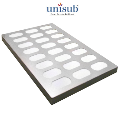 Unisub Dog Tag Jig Kit with Leveling Pad