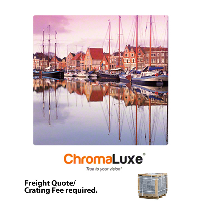 ChromaLuxe Sublimation Blank Aluminum Photo Panel - 20