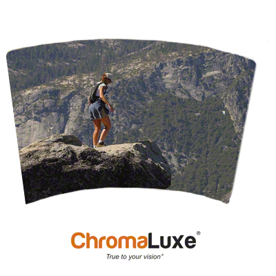 ChromaLuxe Sublimation Blank Aluminum Photo Panel - 11
