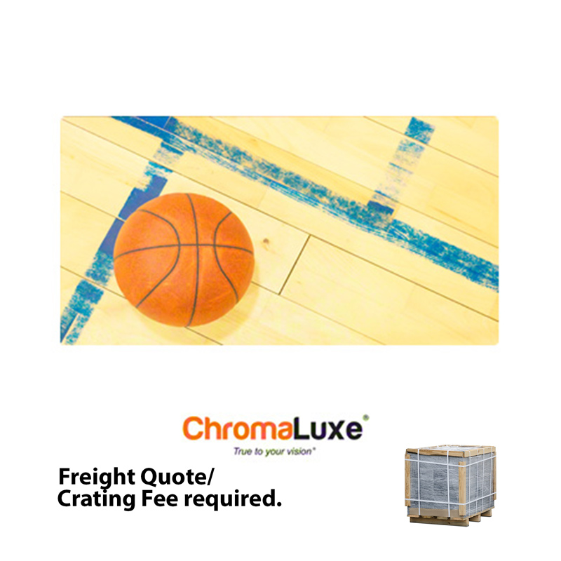 16x32 ChromaLuxe™ Matte Clear Aluminum Photo Panel