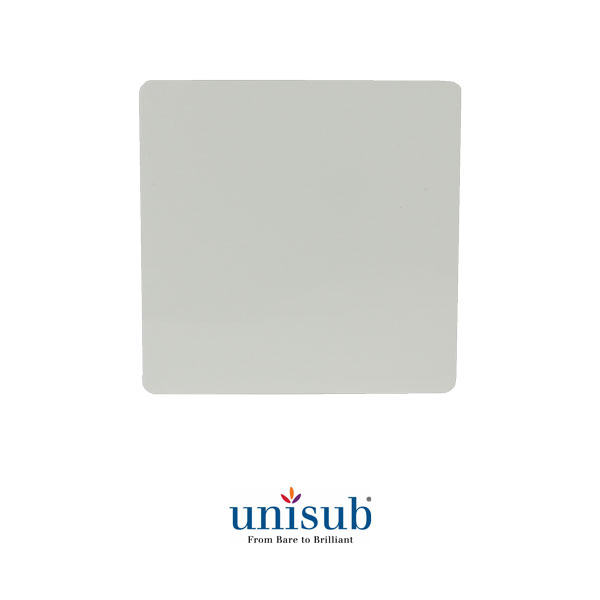 4x4 foot Unisub 2sided FRP Sheet Stock Gloss White