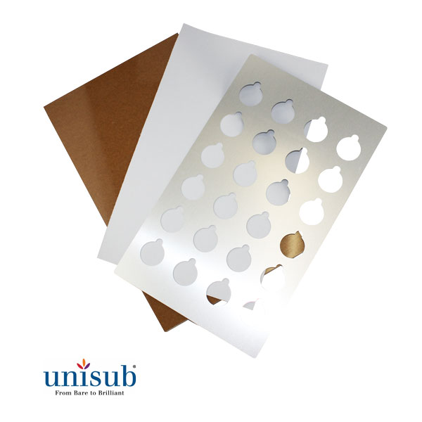 Unisub Production Jig For Circle Shaped Pet Tags