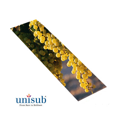 Unisub Sublimation Blank Hardboard Tile - 4