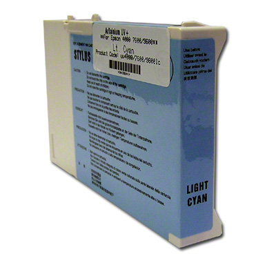 Epson 76/9600: ArTainium Light Cyan 110ml Ink Cart