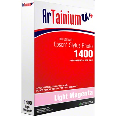 ArTainium 110ml Light Magenta Ink Bag
