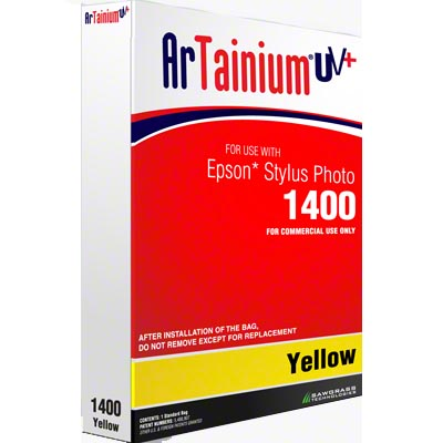 ArTainium 110ml Yellow Ink Bag