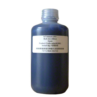 ArTainium Cyan Bulk Ink 250ml Bottle