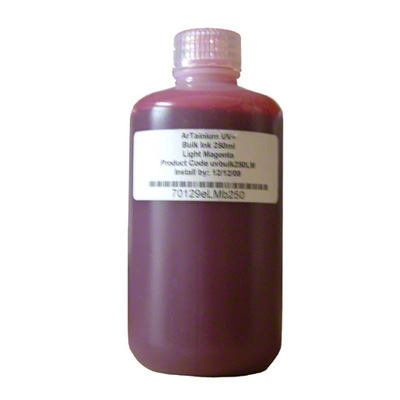 ArTainium Light Magenta Bulk Ink Bottle 250ml