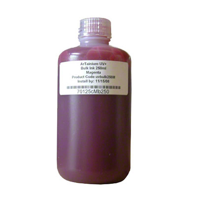 ArTainium Magenta Bulk Ink Bottle 250ml