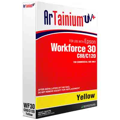 ArTainium Yellow 110ml Ink Refill Bag