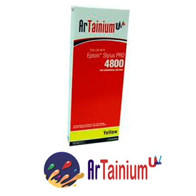 ArTainium Yellow 220ml Ink Cartridge