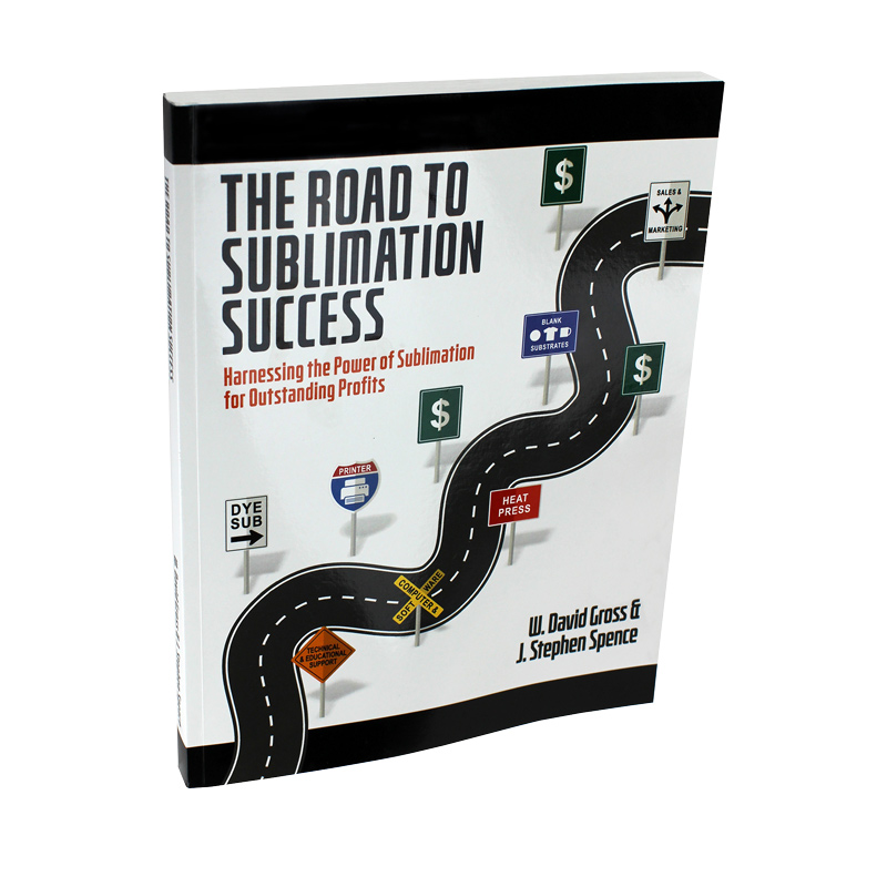 The Road to Sublimation Success Book