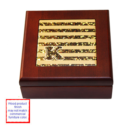 DyeTrans Designer Series Wood Keepsake Box for Select 4