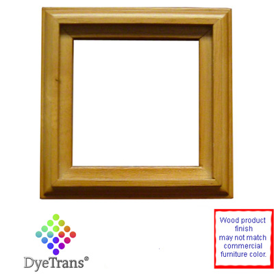 DyeTrans Designer Series Wood Frame Trivet for Select 4